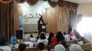 روز دختر و آغاز دهه کرامت در مراکز کانون آذربایجان شرقی