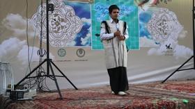 برگزاری جشن میلاد حضرت معصومه (س) توسط اداره کل کانون پرورش فکری کودکان و نوجوانان در غرب شهرکرد.
