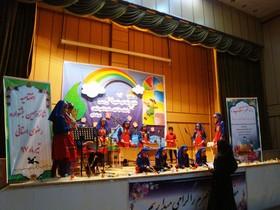 ویژه برنامه روز دختر و اختتامیه جشنواره رضوی در کانون ایلام برگزار شد