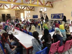 برگزاری ویژه برنامهی میلاد حضرت معصومه(س) و روز دختر در مراکز فرهنگی هنری سیستان و بلوچستان(بخش پایانی)