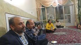 دیدار از خانواده شهید حججی