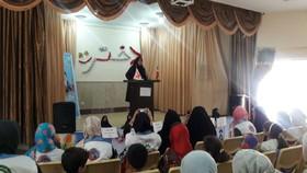 جشنهای ولادت حضرت فاطمه (س) و روز دختر در مراکز کانون آذربایجان شرقی برگزار شد