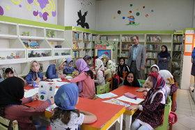 بازدید مدیر کل از مراکز شماره ۱۲ و ۳۳ کانون تهران