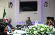 کارگاه آموزشی تصویرگری علیرضا گلدوزیان تصویرگر برجسته حوزه کودک و نوجوان