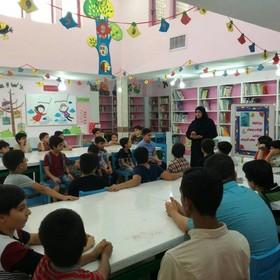 روز ادبیات کودک و نوجوان در مراکز فرهنگی هنری آباده و جهرم