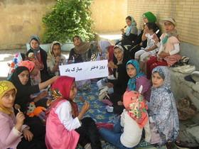 روز دختر و عفاف و حجاب در مراکز کانون همدان