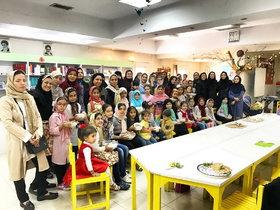 نگاهی به جشن روز دختر در مراکز کانون تهران