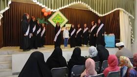 گزارش هفته عفاف و حجاب در مراکز فرهنگی هنری استان مرکزی