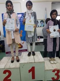 افتخار آفرینی  اعضای سیریک در مسابقات قهرمانی  شطرنج