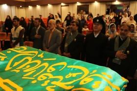 آیین اختتامیه شانزدهمین جشنواره بینالمللی رضوی کانون پرورش فکری گلستان