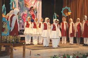 اختتامیهی شانزدهمین جشنوارهی رضوی در کانون پرورش فکری سیستان و بلوچستان