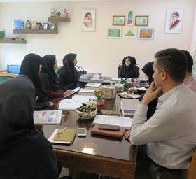نشست کارگروه توسعه مدیریت کانون