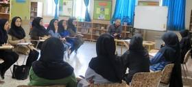 برگزاری کارگاه بررسی فعالیت پژوهش اعضا در کانون استان قزوین