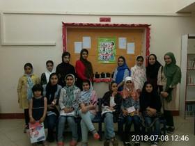 گرامیداشت روز ادبیات کودک و نوجوان در مراکز شماره 2 و گرماب کانون زنجان