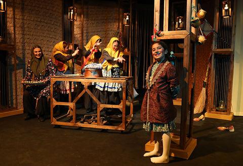 درخشش «ترنج» در جشن نمایشگران عروسکی خانه تئاتر