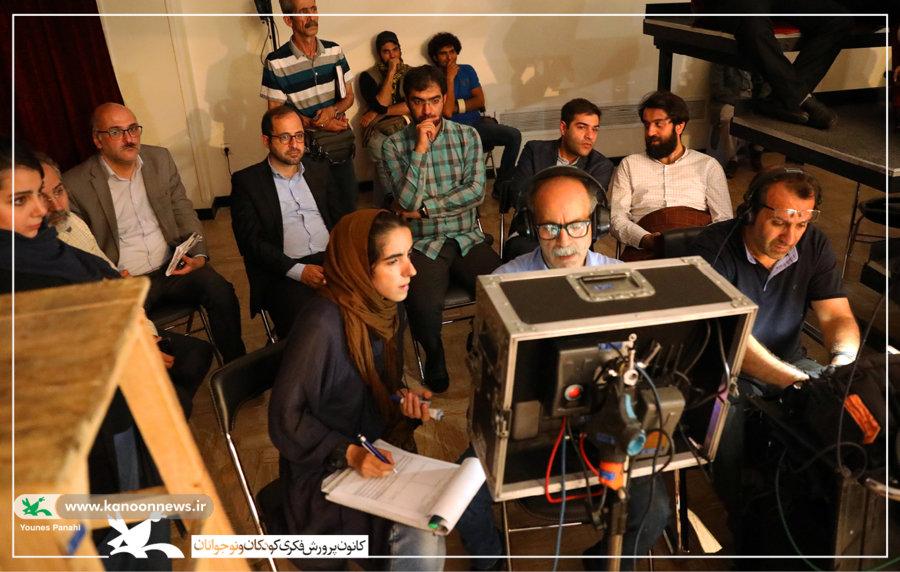 فیلمبرداری فیلم سینمایی «ضربه فنی» به کارگردانی غلامرضا رمضانی