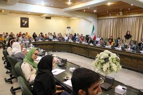 نگاهی به یکصد و بیستمین انجمن ادبی آفرینش کانون تهران