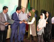 تقدیر از برگزیدگان مرحله استانی  شانزدهمین جشنواره بین المللی رضوی در بخش کودک و نوجوان استان مازندران