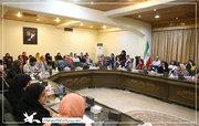 نشست انجمن ادبی آفرینش کانون تهران