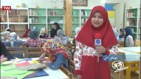 انعکاس خبر فعالیت های تابستانی کانون پرورش فکری کودکان و نوجوانان خوزستان در اخبار جوانه های شبکه 2 صدا و سیما