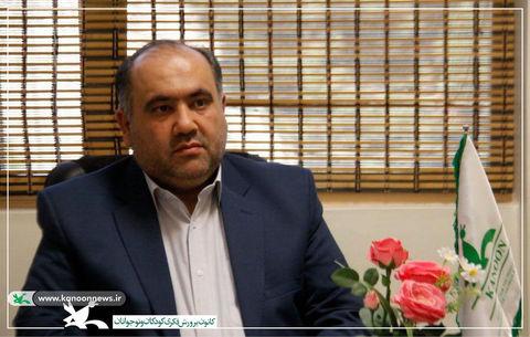 محسن حموله دبیر چهارمین جشنواره ملی اسباببازی