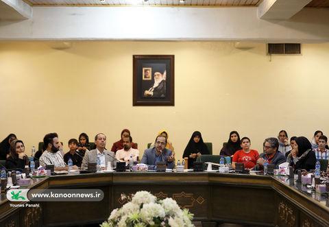 نشست انجمن ادبی آفرینش کانون تهران برگزار شد