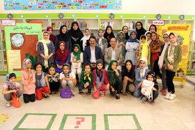 بازدید مدیر کل از مراکز  شماره ۳۹ و سولقان کانون تهران