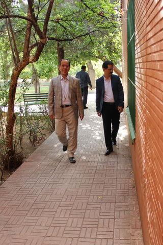 بازدید مدیر کل از مرکز شماره 39 کانون تهران / عکس از یونس بنامولایی