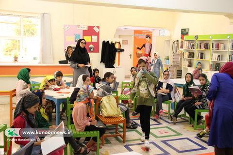 بازدید مدیر کل از مرکز سولقان کانون تهران / عکس از یونس بنامولایی