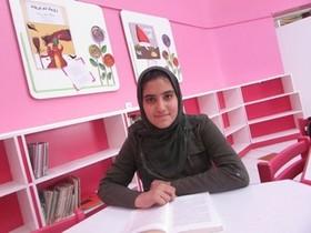 عضو کودک کانون فارسان در جشنواره بین المللی نامه ای به امام رضا (ع) درخشید