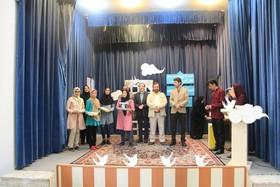 جشن میلاد امام رضا(ع) در مرکز شماره5 مشهد