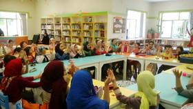 مراکز ۲ و ۳۳ کانون تهران جشن « عطر شکفتن» برگزار کردند