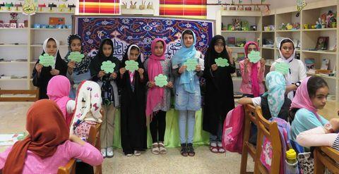 گزارش تصویری جشنهای زادروز امام رضا(ع) در مراکز فرهنگی و هنری کانون استان قزوین