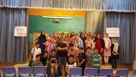 «داوود امیریان» میهمان اعضای کانون ۴۱ تهران