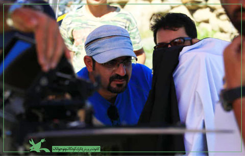 امیر مشهدیعباس کارگردان «دوچ»