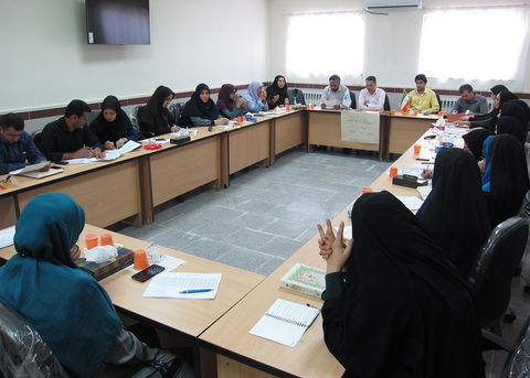 نشست منطقه  مسؤولان مراکز  مازندران
