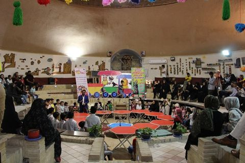 پویش فصل گرم کتاب در کرمان