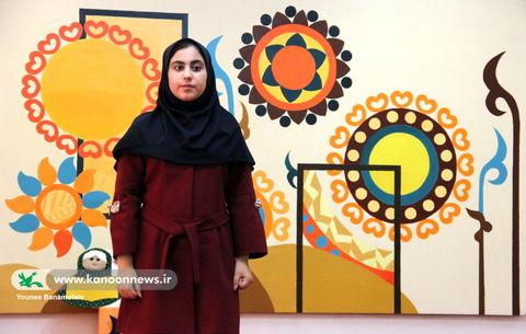 برگزاری جشنواره قصه گویی دور حوزه ای در مرکز شماره 9 کانون تهران