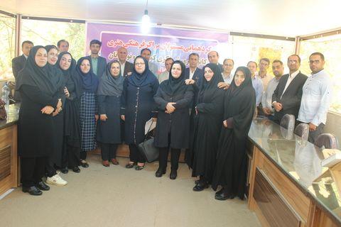 گردهمایی مربی مسوولان مراکز فرهنگی هنری کانون کهگیلویه و بویراحمد