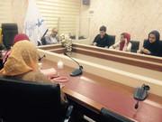 انجمن شعر بندرعباس با حضور سعید آرمات شاعر استان