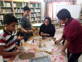 شوروشوق فعالیت تابستان در مراکز فرهنگی هنری کانون ابوموسی و میناب
