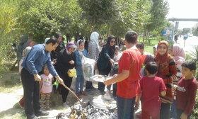 اردوی «برکت محیطزیست » در مرکز۳۱ کانون تهران