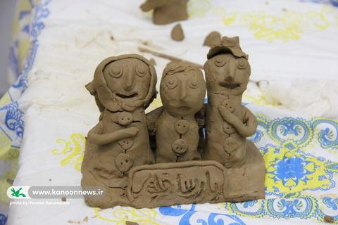 هجدهمین مسابقه هنرهای تجسمی کانون تهران / عکس از یونس بنامولایی