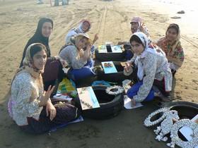 برنامه های  کانون پرورش فکری کودکان ونوجوانان مازندران در آستانه روز دریای خزر