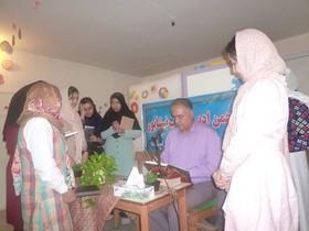 دومین جلسه انجمن ادبی مهتاب در نیشابور برگزار شد