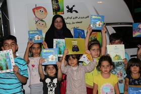 گزارش تصویری«فصل گرم کتاب» در کانون فارس