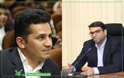هادی یوسفزاده مدیران کل امورمالی و وحید کیانی استان خوزستان منصوب شدند