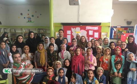 ویژهبرنامه «ما زمین را دوست داریم» در مراکز کانون تهران برگزار شد