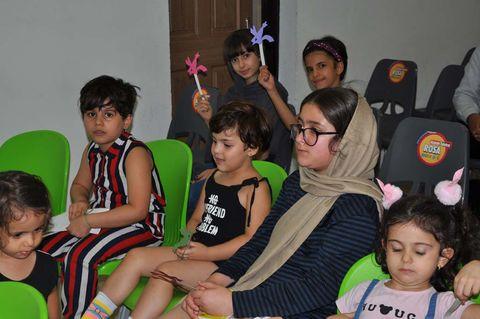 سومین مرحله اجرای طرح پویش ملی فصل گرم کتاب - البرز
