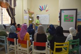 برگزاری کارگاه فیلم سازی در کانون پرورش فین